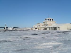 Egilsstadir airport BIEG