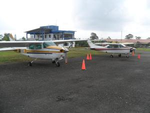 confiscated aircraft colombia